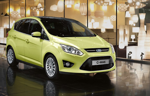 Ford C-MAX Image 2