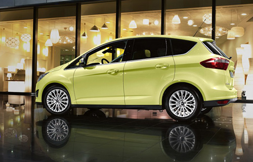 Ford C-MAX Image 3