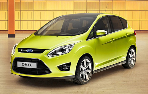Ford C-MAX Image 4