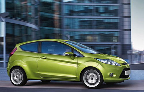 Ford Fiesta Image 3