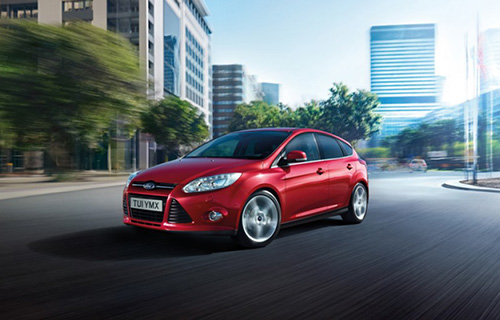 Ford Focus Image 2