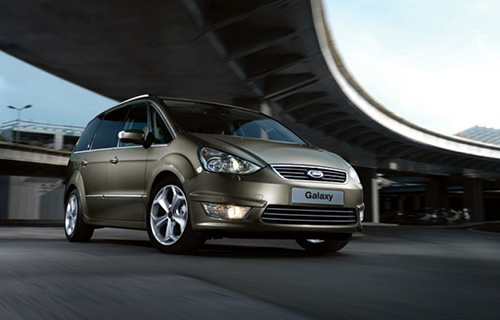 Ford Galaxy Image 2