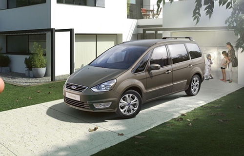 Ford Galaxy Image 4