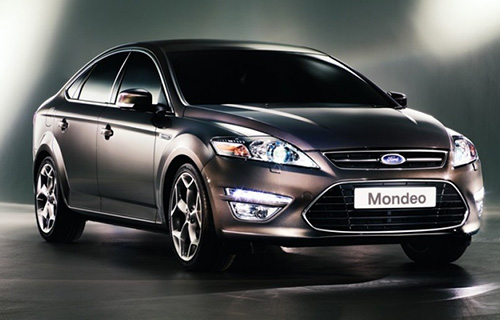 Ford Mondeo Image 2