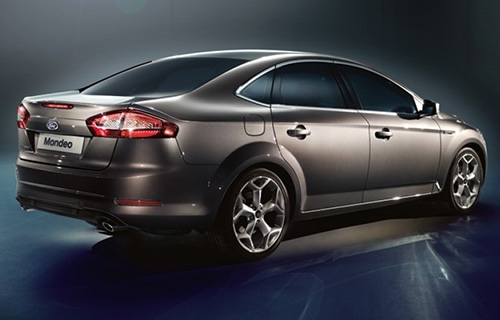 Ford Mondeo Image 3