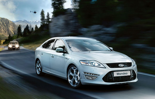 Ford Mondeo Image 4