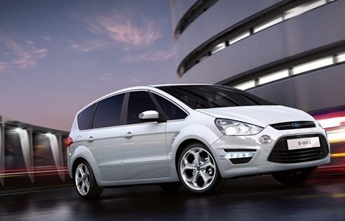 Ford S-MAX Image 2
