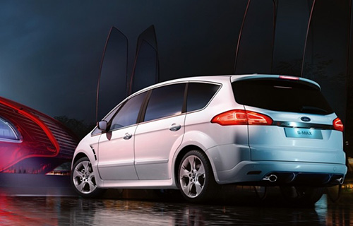 Ford S-MAX Image 3