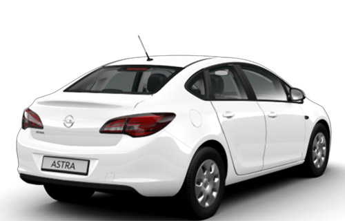 Opel Astra Image 4