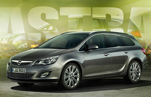 Opel Astra Image 3