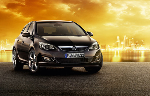 Opel Astra Image 2