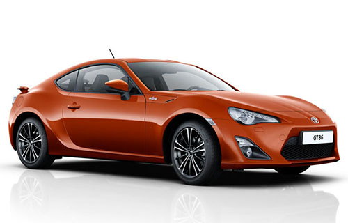 Toyota GT86 Image 2