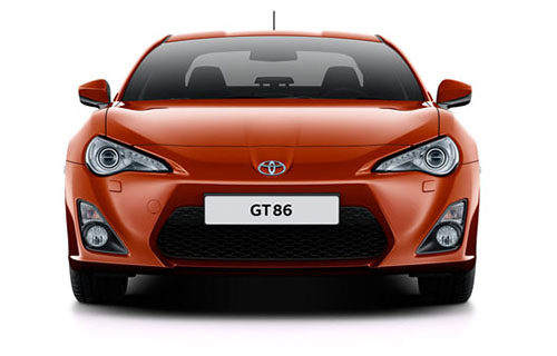 Toyota GT86 Image 4
