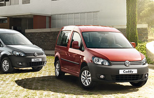 Volkswagen Caddy Image 2