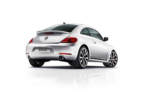 Volkswagen The Beetle Image 2