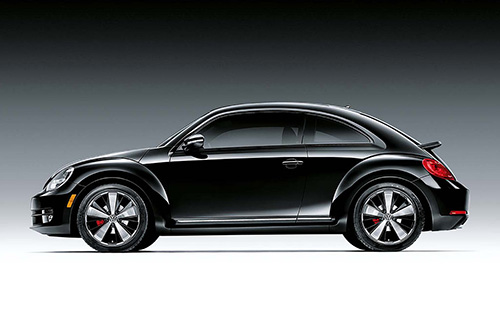 Volkswagen The Beetle Image 3